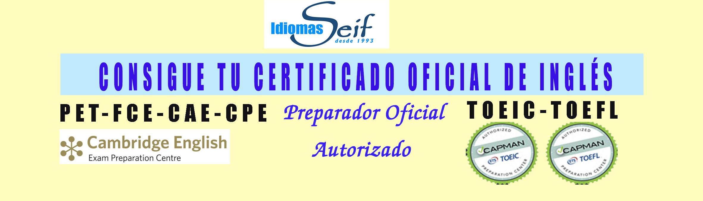preparador oficial autorizado
