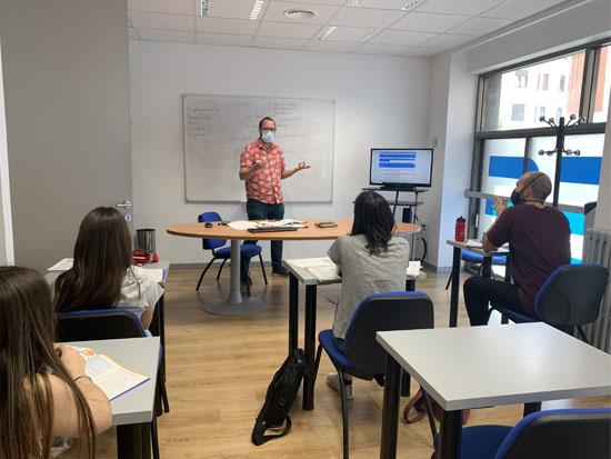 academias de inglés en madrid
