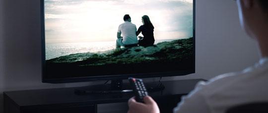 mejorar ingles viendo la tv tele television