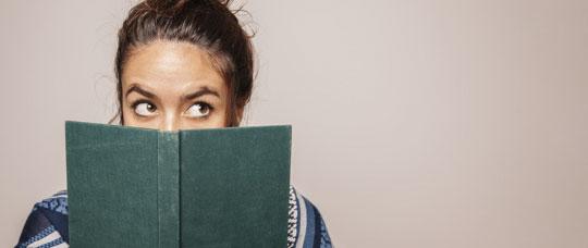 Mejora inglés leyendo libros