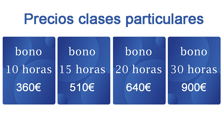 seif english online clases particulares