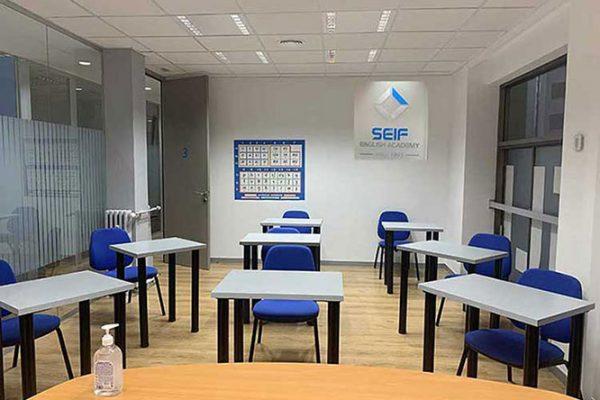 seif english academy madrid centro